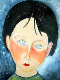 Pintura de Modigliani