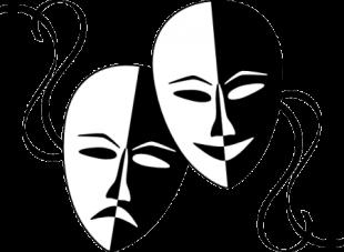 TIpos de piel. Piel mixta.Máscaras de teatro.